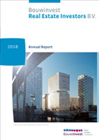 Annual Report 2018 Bouwinvest Real Estate Investors